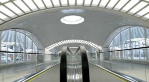 Terminal de llegadas de Atocha